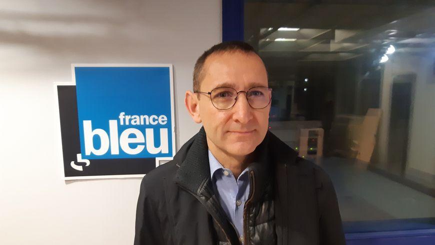 Nelson Bouard, DDSP de la Haute-Garonne, sur France Bleu Occitanie