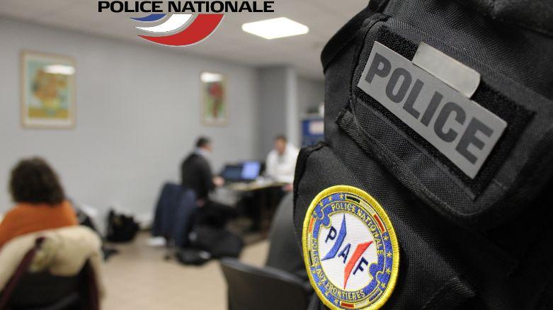 Dans cette opération, dix policiers de le Vienne sont venus en soutien des agents de la Police aux frontières (PAF)