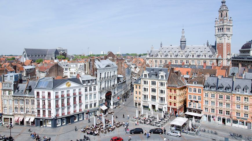A partir de septembre, 115 salariés de Roquette à Lestrem, devraient travailler à Lille.