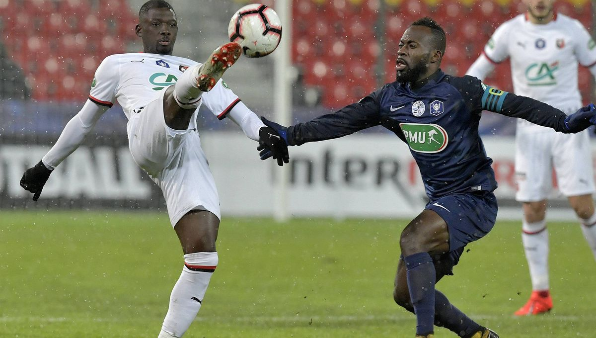 Coupe de France/16è de finale : St-Pryvé St-Hilaire à l'assaut du Rocher