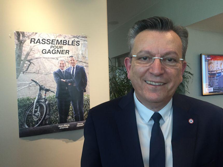 Michel Fanget, député MoDem