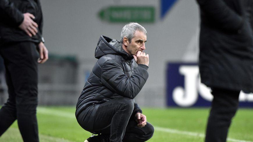 Denis Zanko, l'entraîneur du TFC.