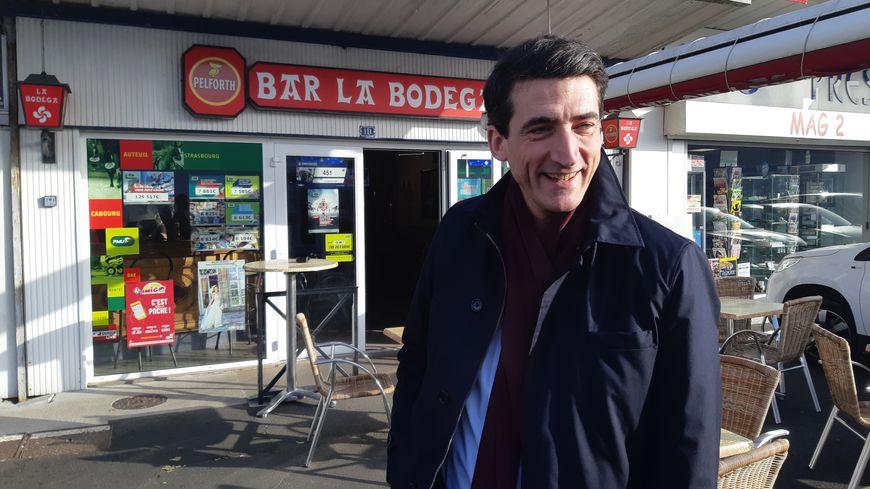 Jérôme Baloge avait été élu au 1er tour en 2014 à Niort