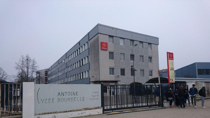 Le lycée Antoine Bourdelle de Montauban