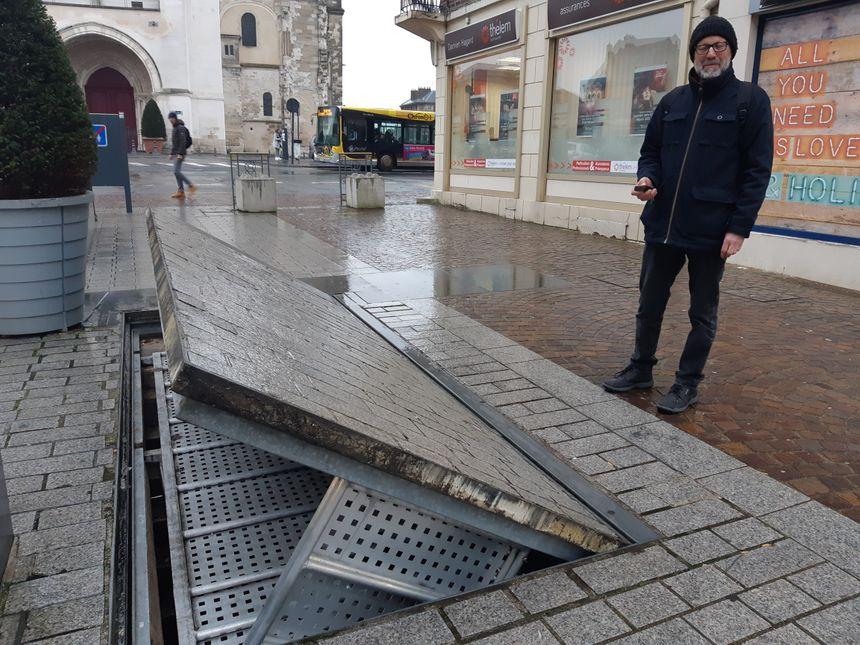 Souterrains St Quentin