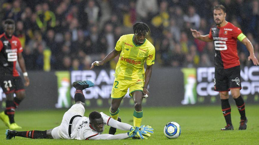 Au match aller les Nantais de Kader Bamba avaient pris le dessus sur les Rennais Edouard Mendy et Damien Da Silva.