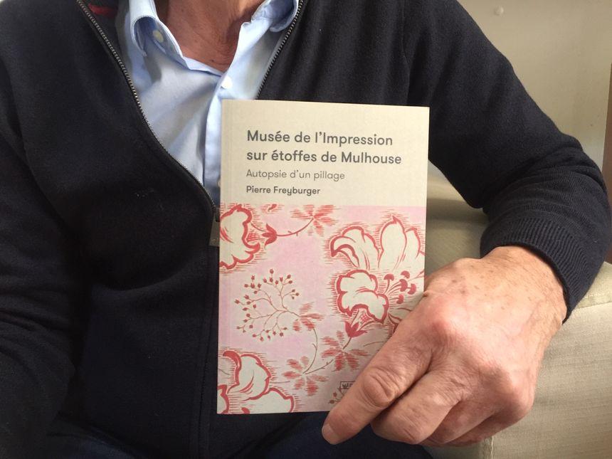 Le livre est en vente dans les librairies mulhousiennes