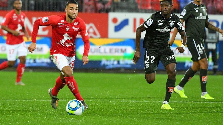 Haris Belkebla pourrait faire son retour dans le groupe, à Dijon