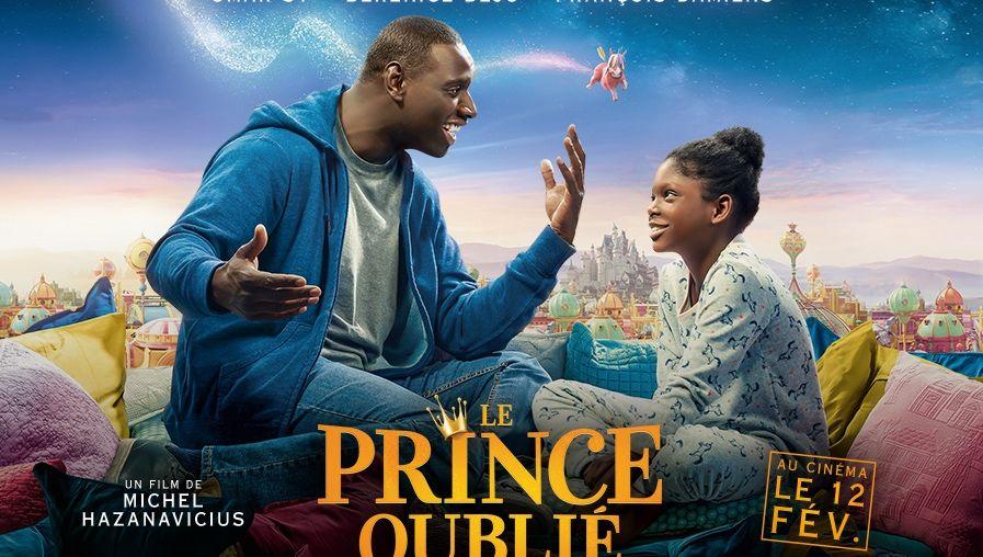"""Mardi 28 Janvier : Omar Sy, Bérénice Béjo et Michel Hazanavicius à Tours  pour """"Le Prince oublié"""""""