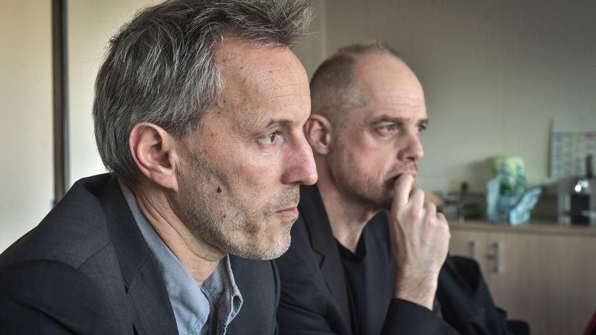 Gérard Davet et Fabrice Lhomme, grands reporters au Monde, ont coécrit Apocalypse Now : les années Fillon.