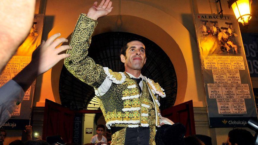 Le grand retour annoncé du torero espagnol Alejandro Talavante