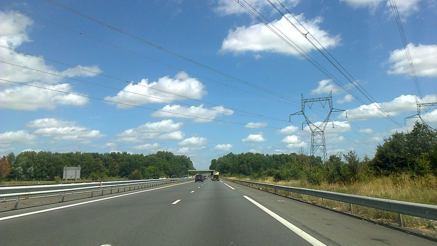 Photo d'illustration de l'autoroute A10.