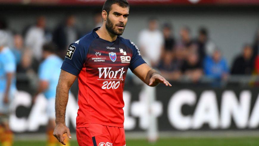 L'arrière de Grenoble, Gaëtan Germain, évoluera les deux prochaines saisons à Bayonne.