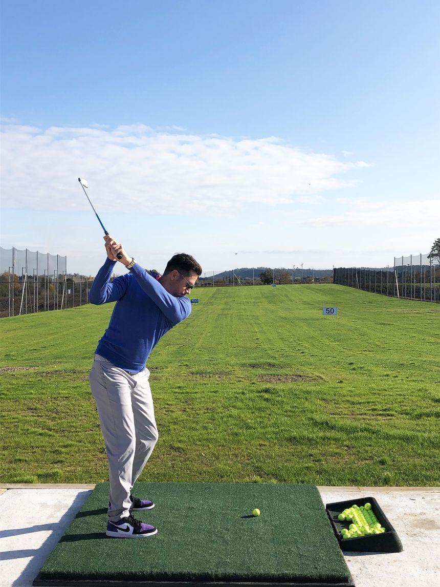 golfeur democratic golf