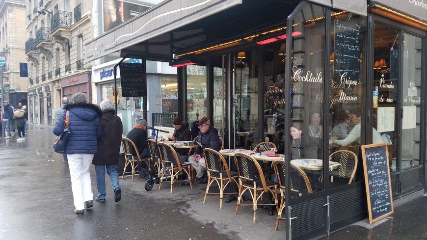Terrasses Chauffées Interdites à Rennes Sur La Sellette à