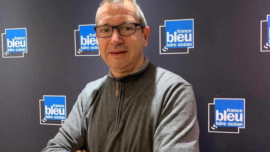 Frederic Rossi, informaticien à l'Université Permanente.