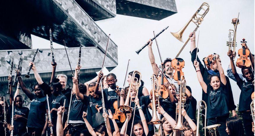 Orchestres Démos (Dispositif d'éducation musicale et orchestrale à vocation sociale)