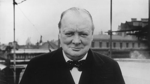 """La Nuit rêvée de Pierre Assouline (7/11) : Les grandes Conférences : """"Winston Churchill"""""""