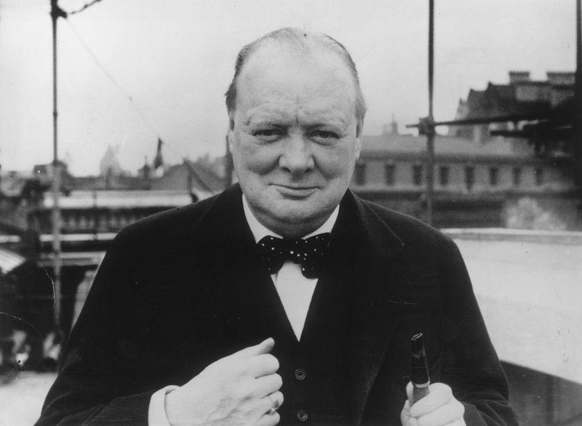 """Les grandes Conférences : """"Winston Churchill"""""""