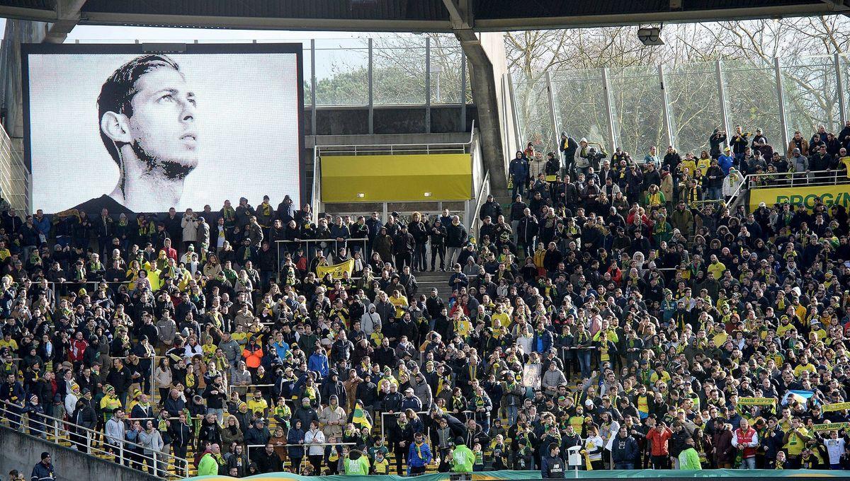Ligue 1 : un hommage à Emiliano Sala avant Nantes - Bordeaux