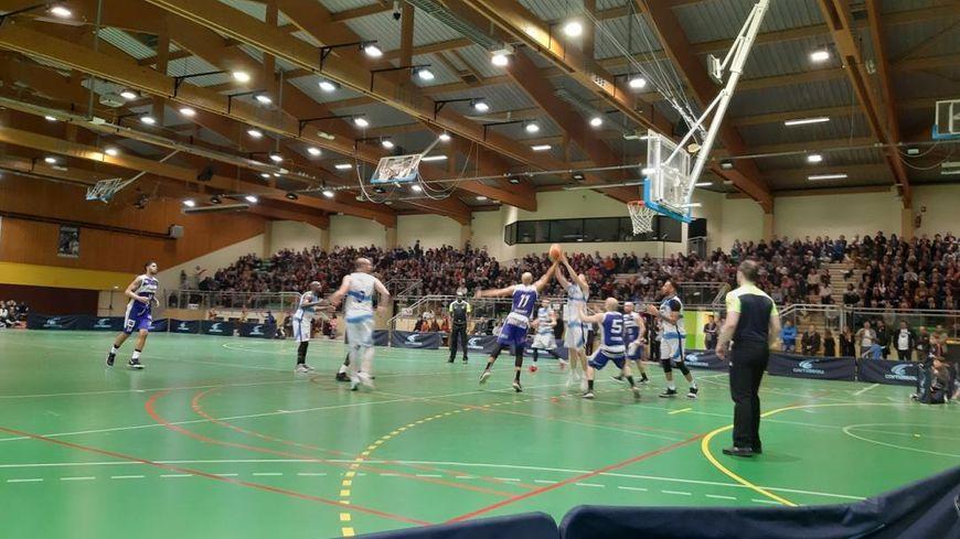 Basket N2 : L'US Laval termine la phase aller par une huitième victoire 72-51 à Tourcoing.