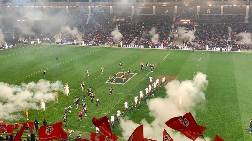 Toulouse-Ulster se jouera le dimanche 5 avril.