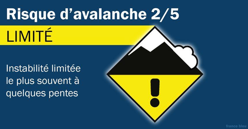 Risque d'avalanche limité vendredi au-dessus de Valloire