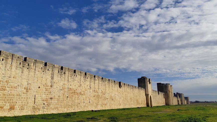 1640 mètres de fortifications
