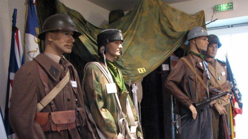 Une grande partie des collections a été dérobée à Saint-Gervais-d'Auvergne