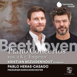Concerto pour piano n°2 en Si bémol Maj op 19 : 1. Allegro con brio - KRISTIAN BEZUIDENHOUT