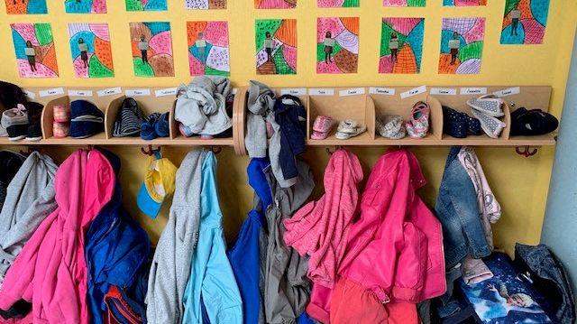 Une école maternelle, photo d'illustration.