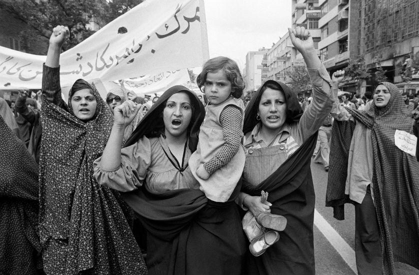La violence de la République islamique : au cœur des familles