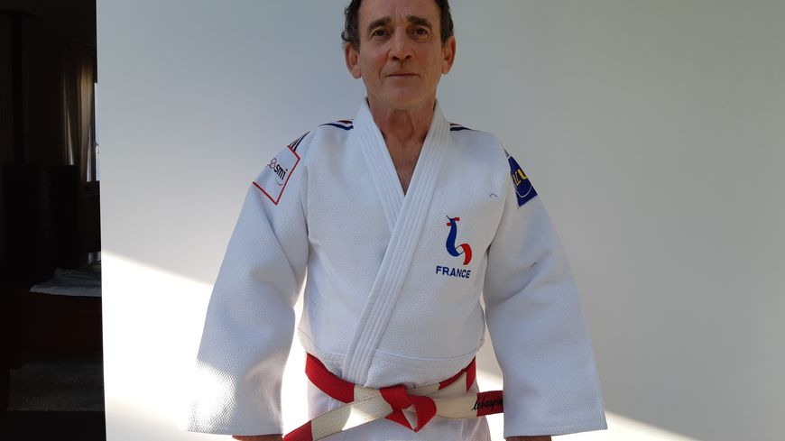 A 61 ans, le tourangeau Guy Lebaupin obtient son 8ème dan, chose rare en France