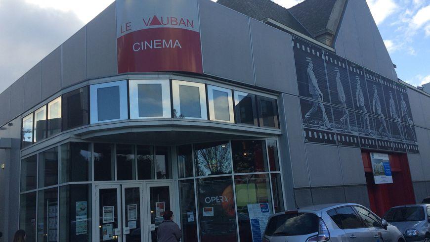 Le cinéma Vauban de Rocabey