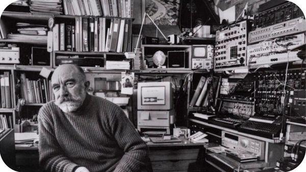 """Documentaire : """"Bernard Parmegiani"""""""