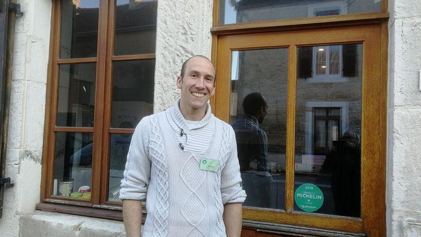 Sylvain Boulangeot, le directeur de la maison de la forêt et président de l'office du tourisme du Châtillonais