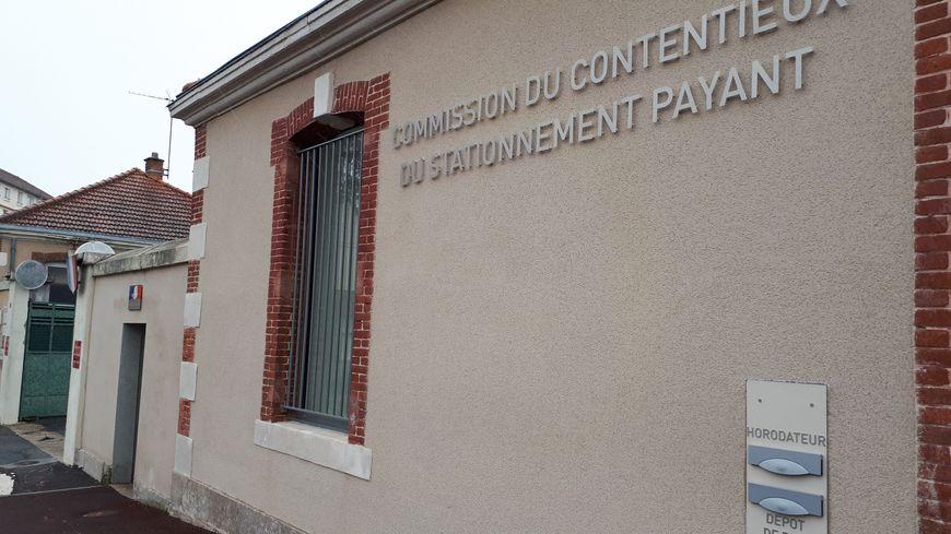 Deux nouveaux magistrats vont arriver à la Commission du Contentieux du Stationnement Payant basée à Limoges en février prochain( Photo d'illustration)