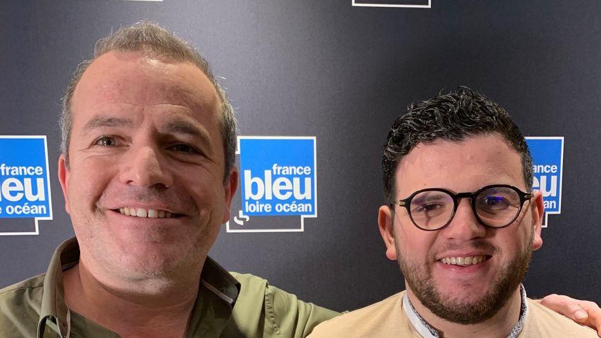 Gildas Sibiril, chef « du restaurant « Marius »