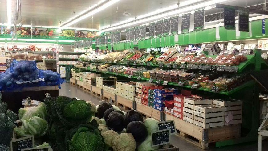 Les produits de saison - Rayon Légumes METRO AMIENS