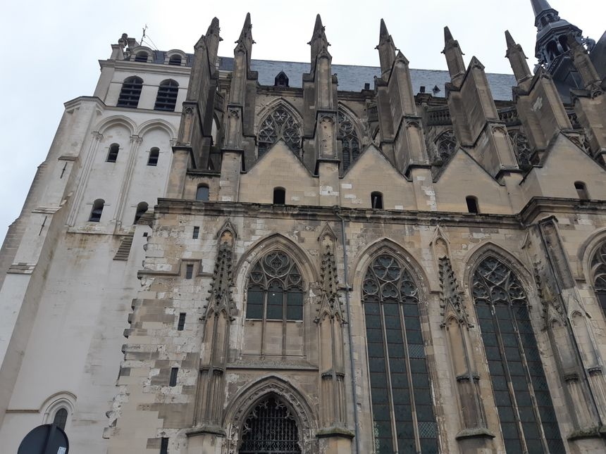 basilique St Quentin