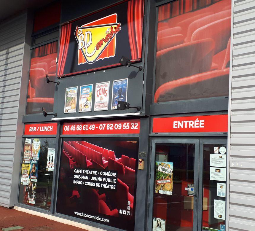 La BD Comédie - Angoulème - Gond Pontouvre