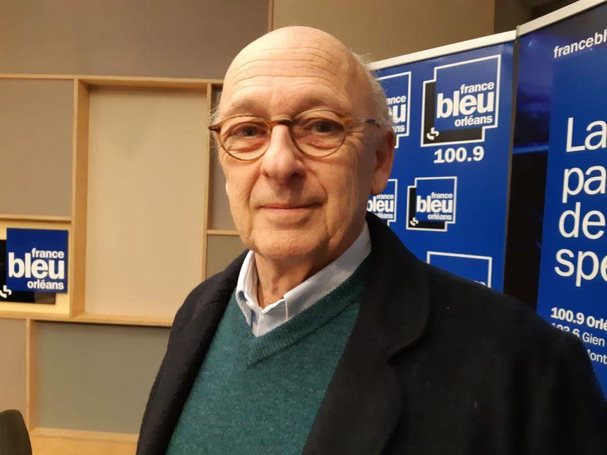 Claude de Ganay, député du Loiret, le 24 janvier 2020