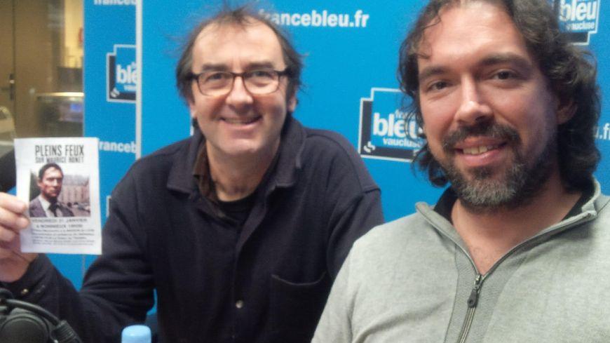 Olivier Roche, Julien Ronet.