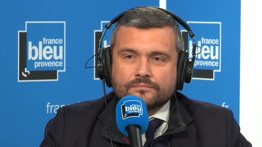 Jean-Philippe Agresti ancien candidat à l'investiture LREM.