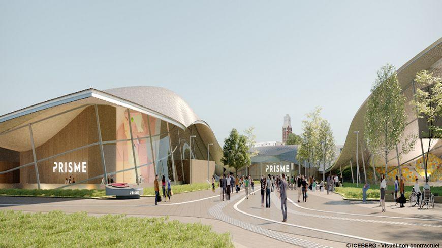 PRISME, le futur pôle de référence inclusif sportif métropolitain, verra le jour en 2023 à Bobigny en Seine-Saint-Denis