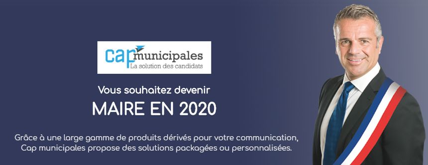 Site internet Cap Municipales