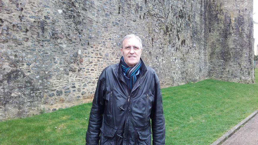 """Jean-Michel Cadenas, tête de liste """"Laval en Avant"""" va présenter 30 propositions."""