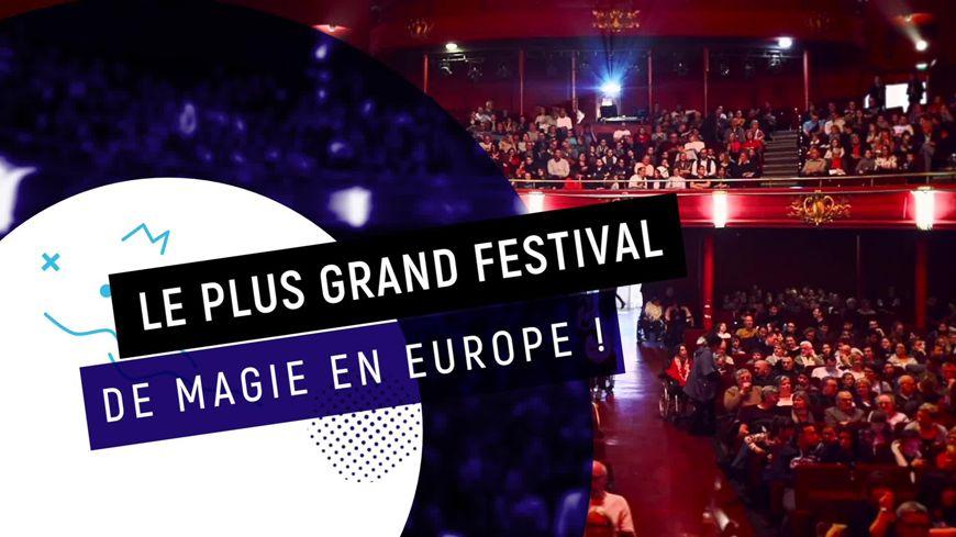 """Festival """"Vive la magie"""" au Femina de Bordeaux"""