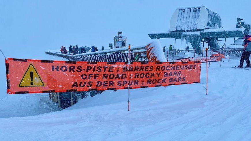 Un skieur hors-piste a été grièvement blessé dans une avalanche ce mercredi aux Houches en Haute-Savoie. (Image d'illustration)