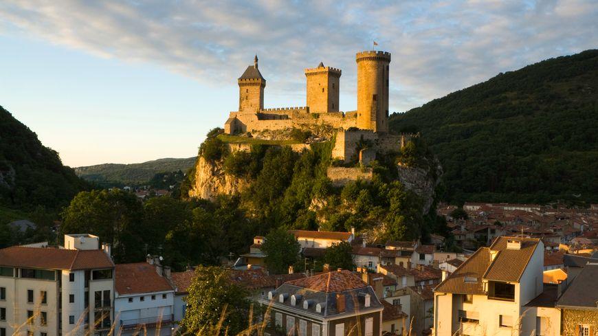Le château de Foix (09)